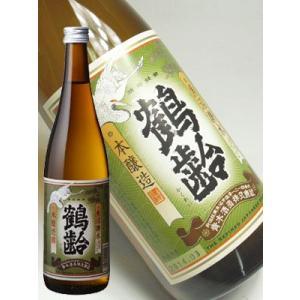 日本酒 鶴齢 本醸造 720ml かくれい 青木酒造 新潟県|taiseiya