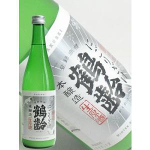 青木酒造 鶴齢 純米酒にごり酒1800ml