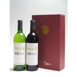プレゼント ギフト 越後ワイン 750ml 2本飲み比べセット 越後ワイナリー 新潟県|taiseiya