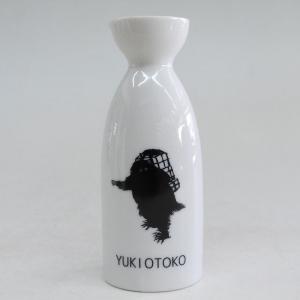徳利 雪男 0.8合(小) 青木酒造 日本酒 新潟県|taiseiya