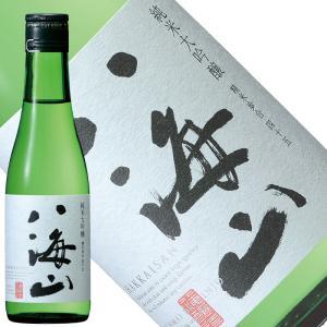 日本酒 八海山 純米大吟醸 精米歩合45% 300ml 八海醸造 新潟県 taiseiya