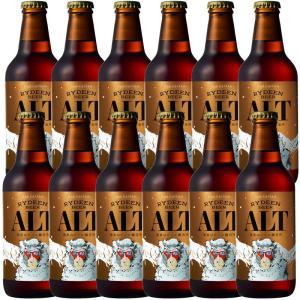 八海山 ビール RYDEEN BEER ALT 330ml×12本 1箱 ライディーンビール アルト taiseiya