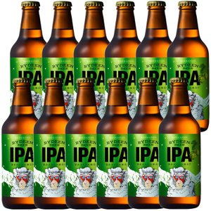 八海山 ビール RYDEEN BEER IPA 330ml×12本 1箱 ライディーンビール taiseiya