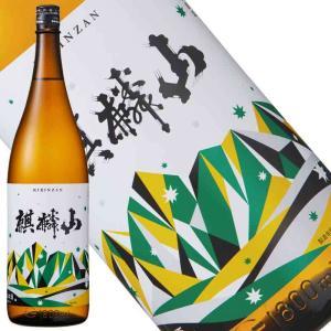 麒麟山酒造 麒麟山 伝統辛口 1800ml