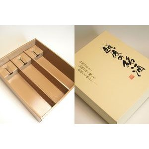 贈答用化粧箱720ml×3本用|taiseiya