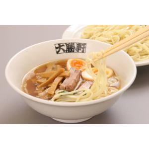 大勝軒つけ麺もりそばお試しセット2人前入り(割りスープ付)|taishoken