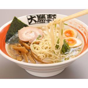 お試し大勝軒のラーメン(醤油/味噌)4人前入り|taishoken