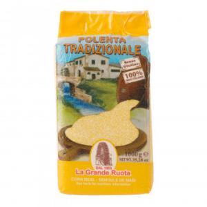 ラ・グランデルオータ ポレンタ トラディツォナーレ 黄 1000g 10袋セット 7601
