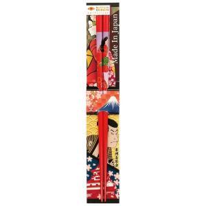 田中箸店 日本デザイン箸 見返り美人 22.5? 068190