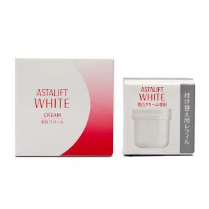 アスタリフト ASTALIFT ホワイトクリーム 30g(美白クリーム)富士フイルム 医薬部外品 本体・レフィルセット|taisyou