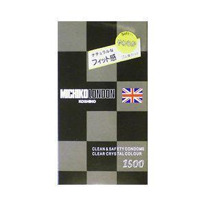 不二ラテックスコンドーム/ミチコロンドンコシノ1500(12個入)|taisyou