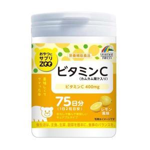 おやつにサプリZOO ビタミンC レモン風味 150粒 ユニマットリケン|taisyou