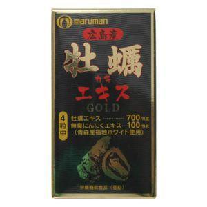 牡蠣エキスゴールド 120粒 マルマン|taisyou