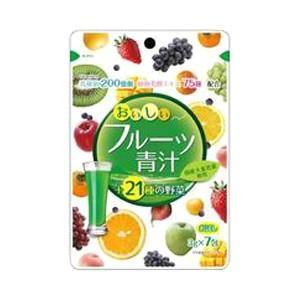 おいしいフルーツ青汁 3g×7包 ユーワ|taisyou