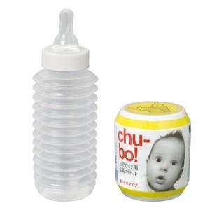 チューボ おでかけ用ほ乳ボトル 使いきりタイプ...の詳細画像1