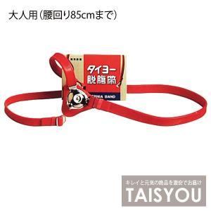 タイヨー脱腸帯片側用 E号(大人用/腰まわり85cmまで)太陽医療品製作所(脱腸治療用ストラップ)|taisyou