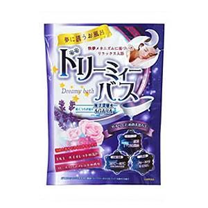 入浴剤 ドリーミィーバス ローズアロマブレンドの香り|taisyou
