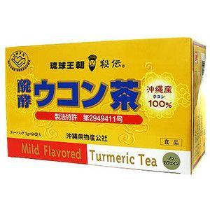 醗酵ウコン茶 2g×60袋|taisyou