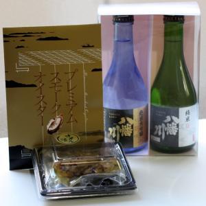牡蠣のおつまみと日本酒飲み比べ2本セット( 広島 ギフト ) taitai