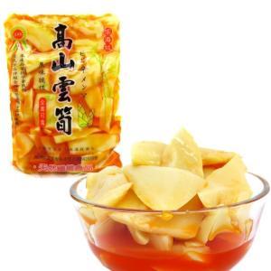 メンマ 台湾 ピリ辛メンマ 高山雲筍 400g/袋 お得2袋セット(台湾産)