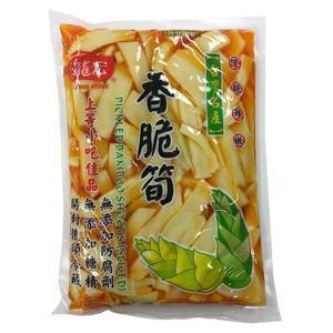 メンマ 味付け筍 龍宏香脆筍 漬物 台湾定番おみやげ おつまみ taiwanbussankan