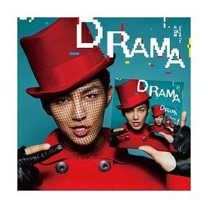 炎亞綸(アーロン)2ヶ月連続リリースCD第一弾 「Drama」CD