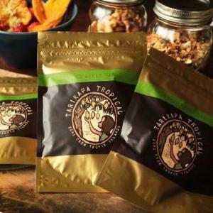 本物志向の方へ<br>砂糖不使用自然の美味しいさそのまま<br>TARIKAPA TROPICALタリカパトロピカル<br>ドライアップルマンゴー|taiwanselection