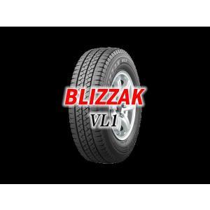 BRIDGESTONE BLIZZAK VL1 195/80R15 107/105L