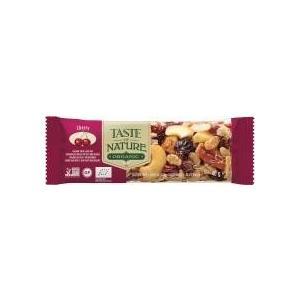 ■【ムソー】オーガニックフルーツ&ナッツバー・チェリー 16本セット販売