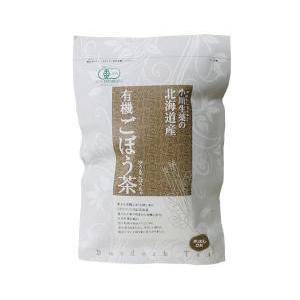 ■【ムソー】(小川生薬)有機ごぼう茶1.5g×30