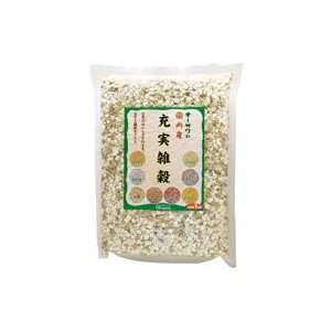 ●【オーサワ】オーサワの充実雑穀 1kg