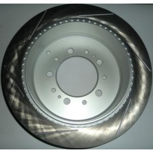 スリットローター(6本)200系ランクルリアー 自動車部品 自動車用品|taiyobrake