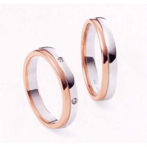 ニナリッチ 結婚指輪・ペア/マリッジリング 6RL917(Men) PT900 (画像右) taiyodo