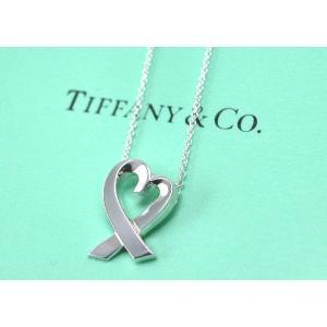 ティファニー Tiffany&Co. ラビングハートS ネックレス|taiyodo