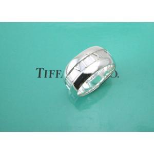 ティファニー Tiffany&Co. NEWアトラスリング|taiyodo