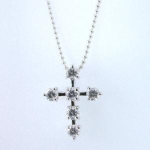 Cross for NewYork クロスフォーニューヨーク Star Cross ペンダントネックレス NPN43B|taiyodo
