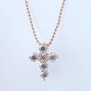 Cross for NewYork クロスフォーニューヨーク Love Crossペンダントネックレス NPN10P|taiyodo