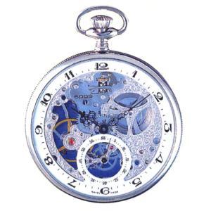 エポス・スケルトン・懐中時計 商品番号Ref.2121|taiyodo