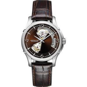 HAMILTON ハミルトン 腕時計 ジャズマスタービューマチック オープンハートRef.H32565595 国内正規品 メンズ|taiyodo