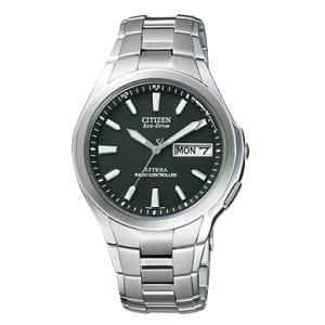 CITIZEN シチズン 腕時計 アテッサ エコドライブ 電波 ATD53-2792 メンズ|taiyodo