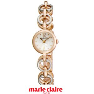 MARIE CLAIRE マリ・クレール ブレスレット腕時計WM2631RP【72%OFF!】|taiyodo