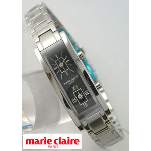 MARIE CLAIRE マリ・クレール デュアルタイムブレスレット腕時計WM2241RP|taiyodo