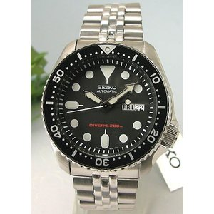 SEIKO セイコー 腕時計 ダイバーズオートマチック200m防水 SKX007KD メンズ|taiyodo
