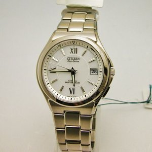 CITIZEN シチズン 腕時計 アテッサ スリムデイト エコドライブ電波 ATD53-2842IP メンズ|taiyodo