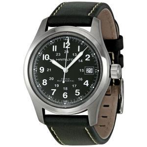 HAMILTON  ハミルトン カーキフィールドオート38mm メンズ腕時計 H70455863 国内正規品|taiyodo
