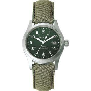 HAMILTON  ハミルトン カーキフィールドメカ38mm メンズ腕時計H69419363国内正規品|taiyodo