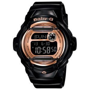 BABY-G ベビージー 腕時計 Pink Gold Series(ピンクゴールドシリーズ)BG-169G-1JFレディース taiyodo