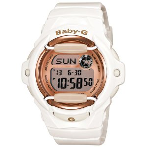 BABY-G ベビージー 腕時計 Pink Gold Series(ピンクゴールドシリーズ) BG-169G-7JFレディース taiyodo