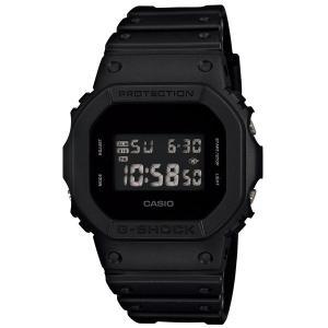 G-SHOCK ジーショック 腕時計Solid Colors ソリッドカラーズ ブラック  メンズ DW-5600BB-1JF|taiyodo