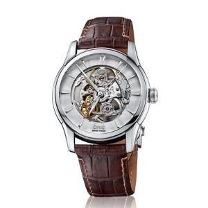 ORIS オリス 腕時計 アートリエ 自動巻き スケルトンRef.734 7670 4051-07 ...